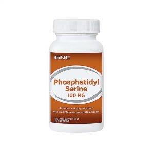 GNC Phosphatidyl Serine 100mg