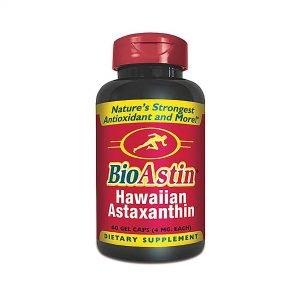 HAWAII BIOASTIN ASTAXANTHIN 60 GELS
