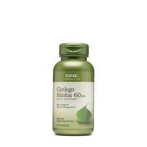 Herbal Plus® Ginkgo Biloba 60 MG
