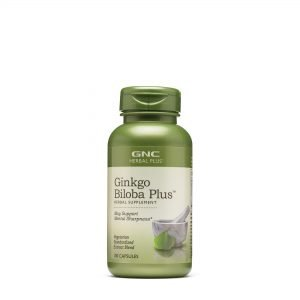 Herbal Plus® Ginkgo Biloba Plus™