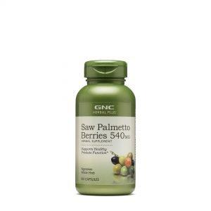 Herbal Plus® Saw Palmetto Berries 540MG