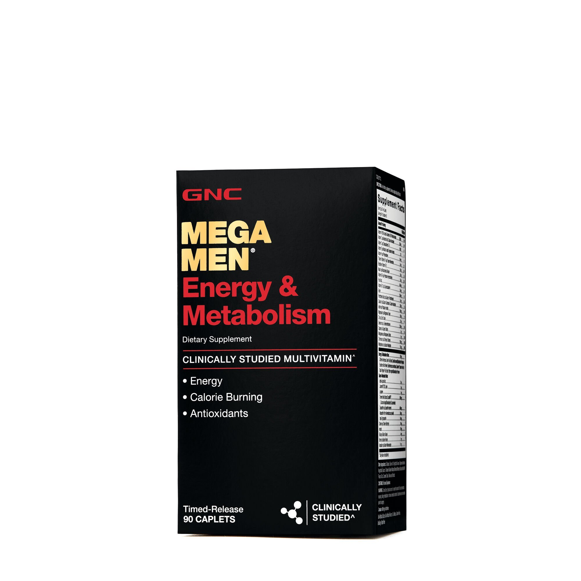 Mega Men® Energy & Metabolism