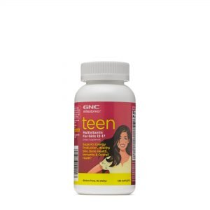 Milestones® Teen - Multivitamin For Girls 12-17