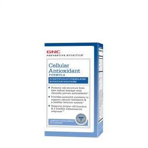Preventive Nutrition® Cellular Antioxidant Formula 60 Caplets