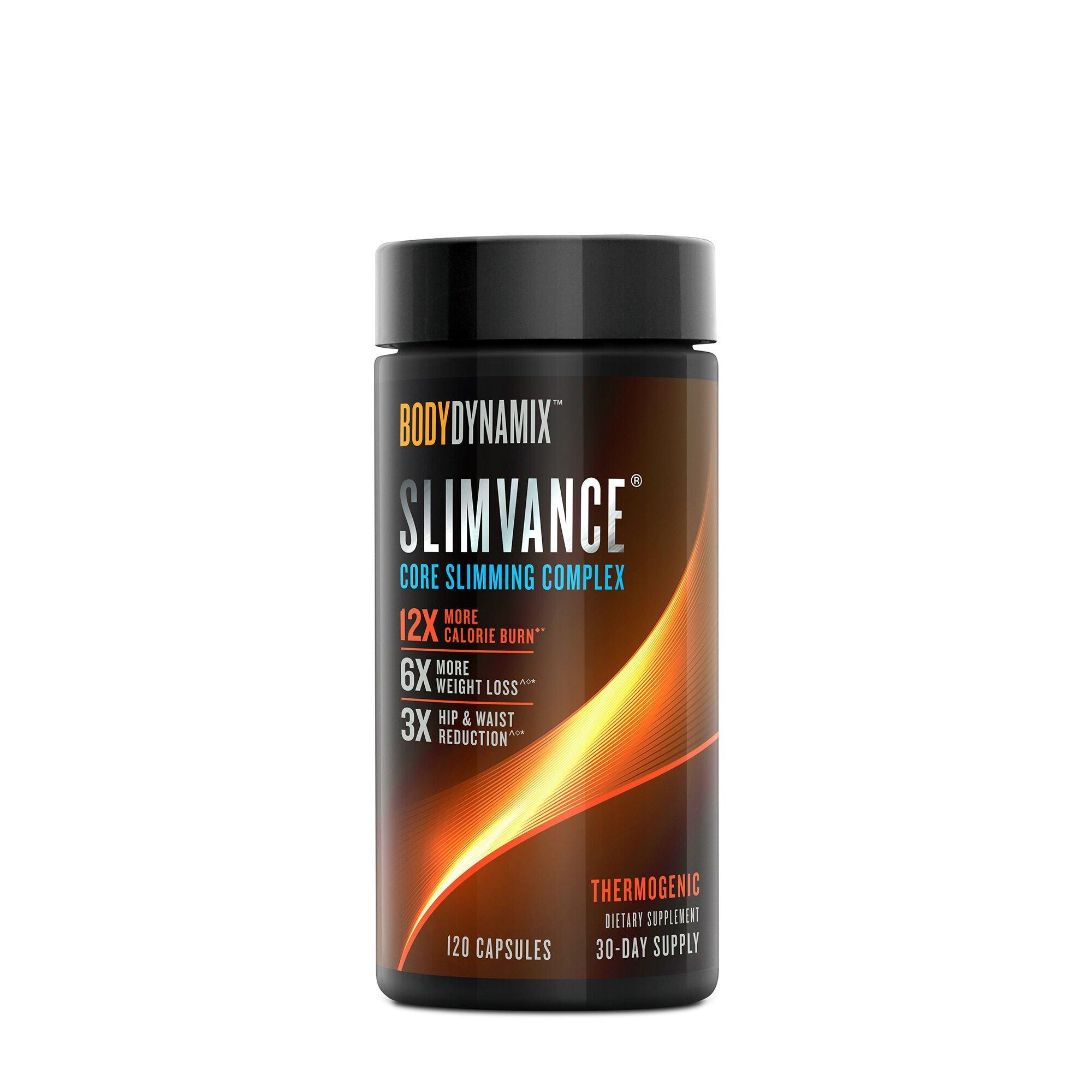 Slimvance® Core Slimming Complex Stimulant Free · 120 Caps