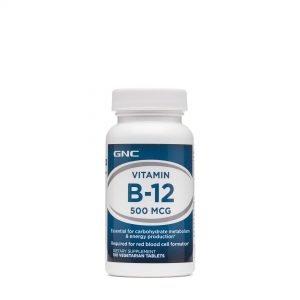 Vitamin B-12 500 MCG